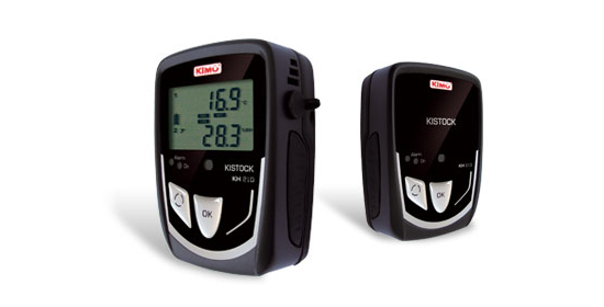 DATA LOGGER - KIMO - MODEL :  KH-110-AN